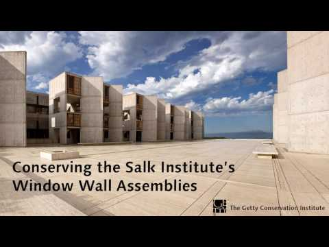 Conserving Salk Institute