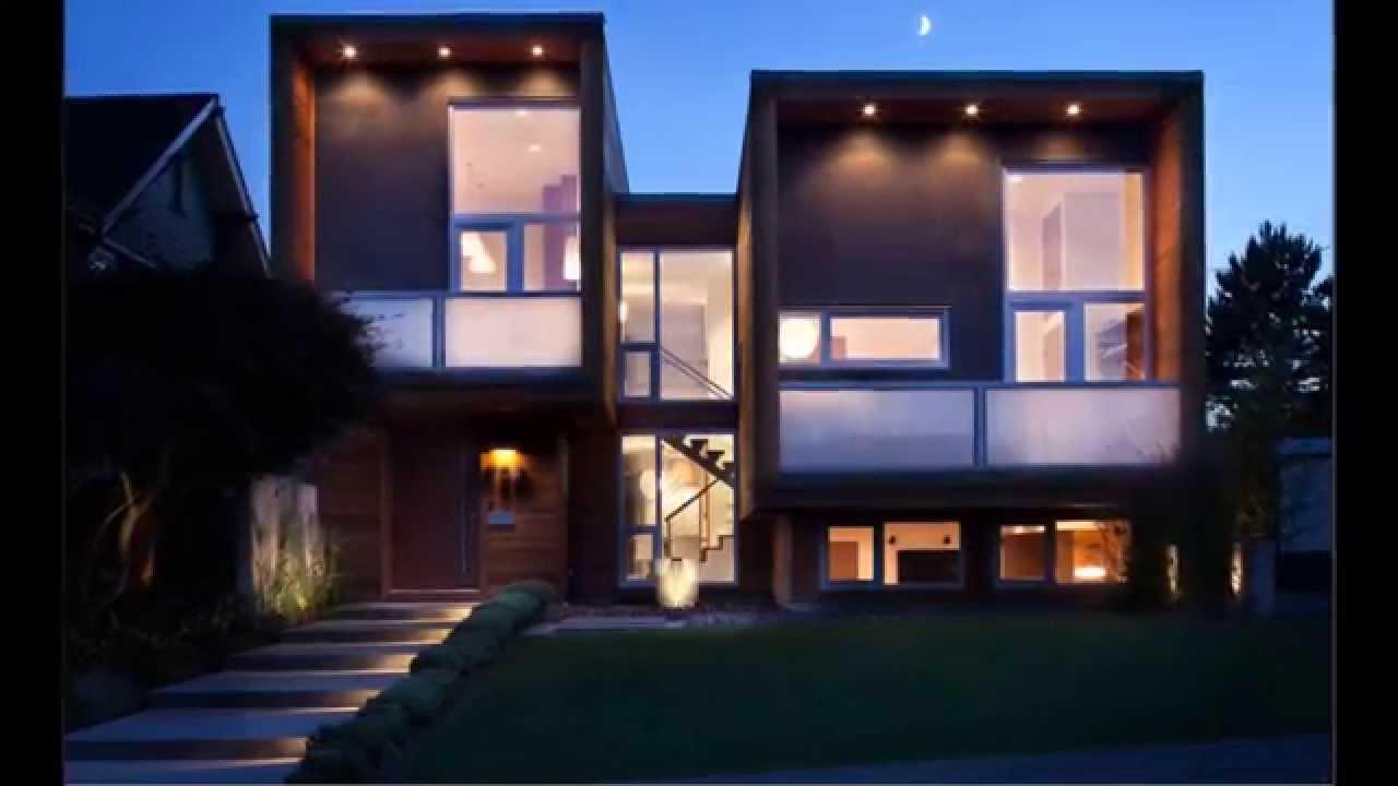 Kumpulan Gambar Rumah 2 Lantai Minimalis 2015 YouTube