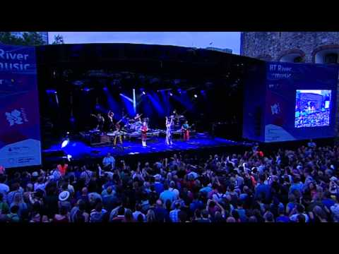 BT River of Music - Scissor Sisters | Serious Live Music