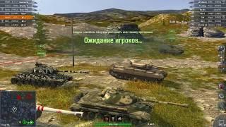 World Of Tanks Blitz Game Play (IS-5(Obj.730)) v4.0.0