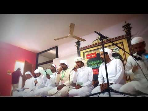 BURDHA MAJLIS 2016 - DUBAI SKSSF SARGALAYAM - ബുർദ മജ്ലിസ്