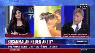 Boşanmalar neden arttı? - (Prof. Dr. Mehmet Zihni Sungur)