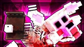 Freddy Fazbear Origins - THE DEATH OF MANGLE! (Minecraft FNAF Roleplay) #28