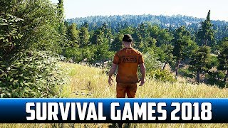 Best Upcoming Survival Games 2018 | PC , PS4 & XBOX ONE