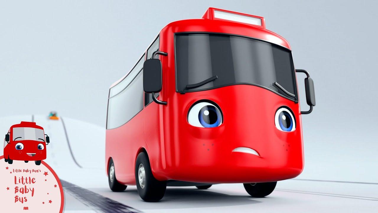 Buster's New Tires! | Little Baby Bus | Kids Cartoons | Children's Stories