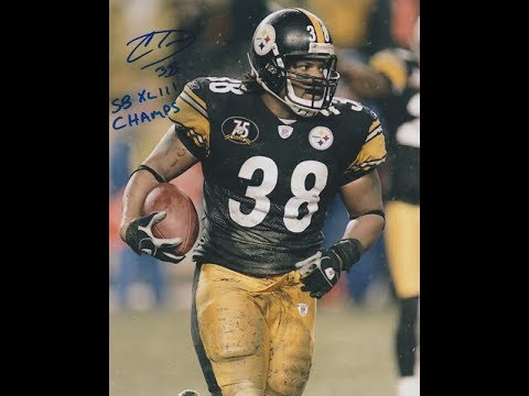 Former Pittsburgh Steelers FB #38 Carey Davis On The MC Reggie Fresh Morning Show !!!