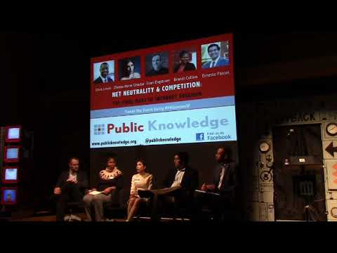 Internet Archive and Public Knowledge Presents Net Neutrality & Competition (Edit)