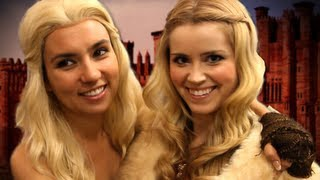 Game of Thrones + SourceFed = ThronesFed BTS!