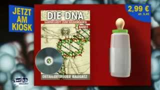 Werbung – DNA Baukasten