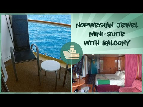 Norwegian Jewel Mini Suite