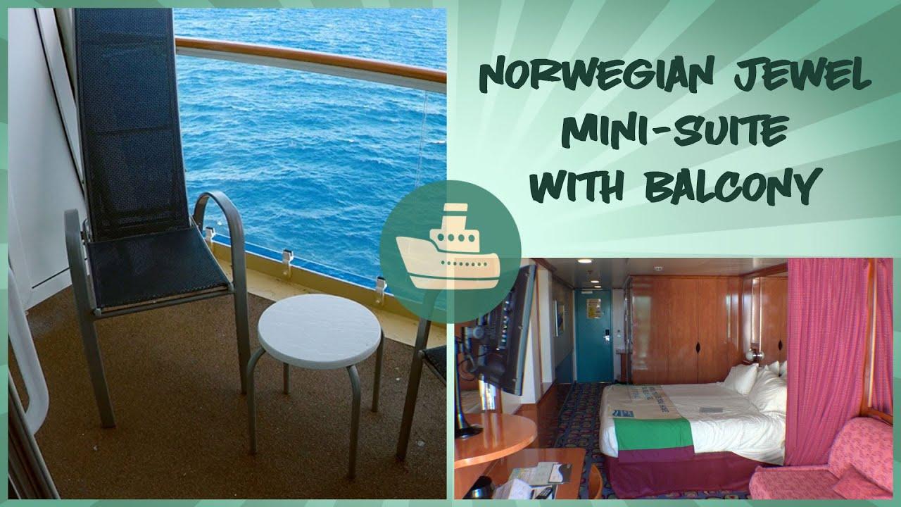 Norwegian Jewel Mini Suite  YouTube