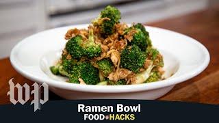 Ramen Stir-Fry | Mary Beth Albright's Food Hacks