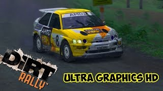 DiRT Rally Ultra High Max Graphics Gameplay HD