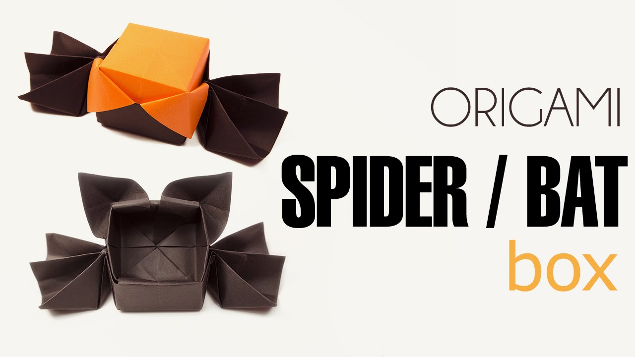 Halloween Origami, learn how to make halloween themed origami. | 720x1280