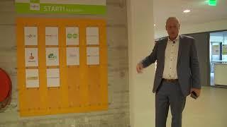 Reportage: Oude ziekenhuis Ariënsplein nu voor studenten (TV Enschede)