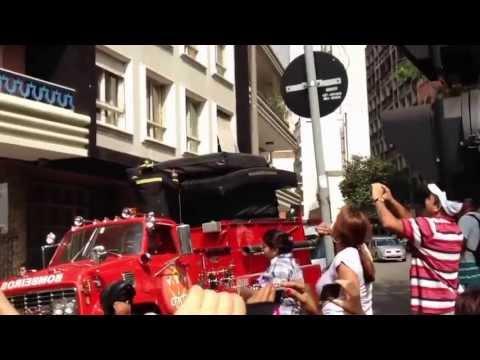 0 Marido pega mulher no flagra e amante foge pela janela no centro de São Paulo