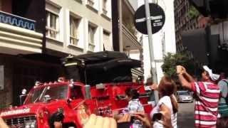 Amante pulando da janela no centro de São Paulo thumbnail