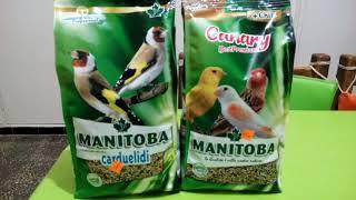 أجود خلطة بذور لطيور الكناري و الحسون