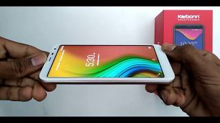   Karbon k9 smart plus-review and unboxing   Full infinity display