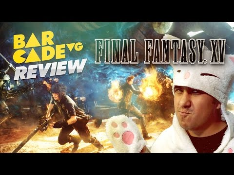 REVIEW Final Fantasy XV