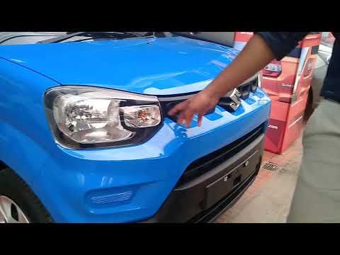 Maruti Suzuki S-Presso 2019 | Spresso Features & Accessories | Interior & Exterior |Real-life Rev