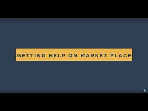 Getting Help on Wadi Marketplace