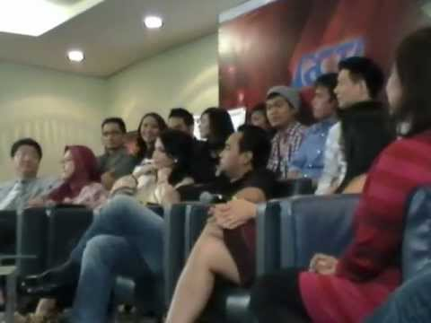 Preskon X Factor Indonesia 15 Feb