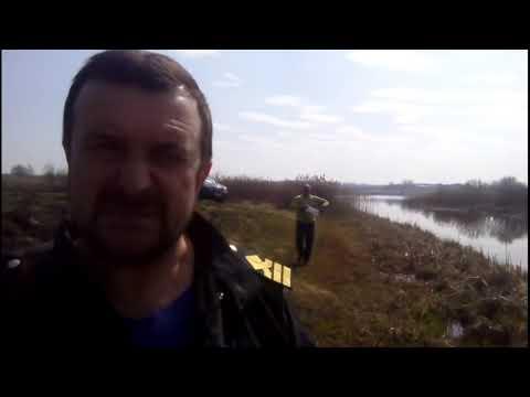 сказ о запрете рыбной ловле г  Рославль озеро Бодровка ч 2