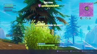 KMK FORTNITE MONKEY GETS A CARRY