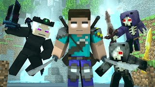 """Download """"GRATEFUL"""" - A Minecraft Animated Music Video ♪"""