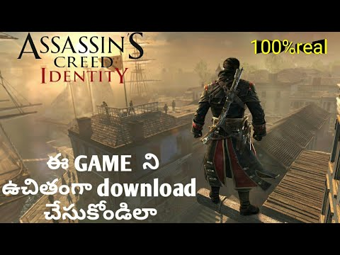 How to download assassin's creed identity game for free ...