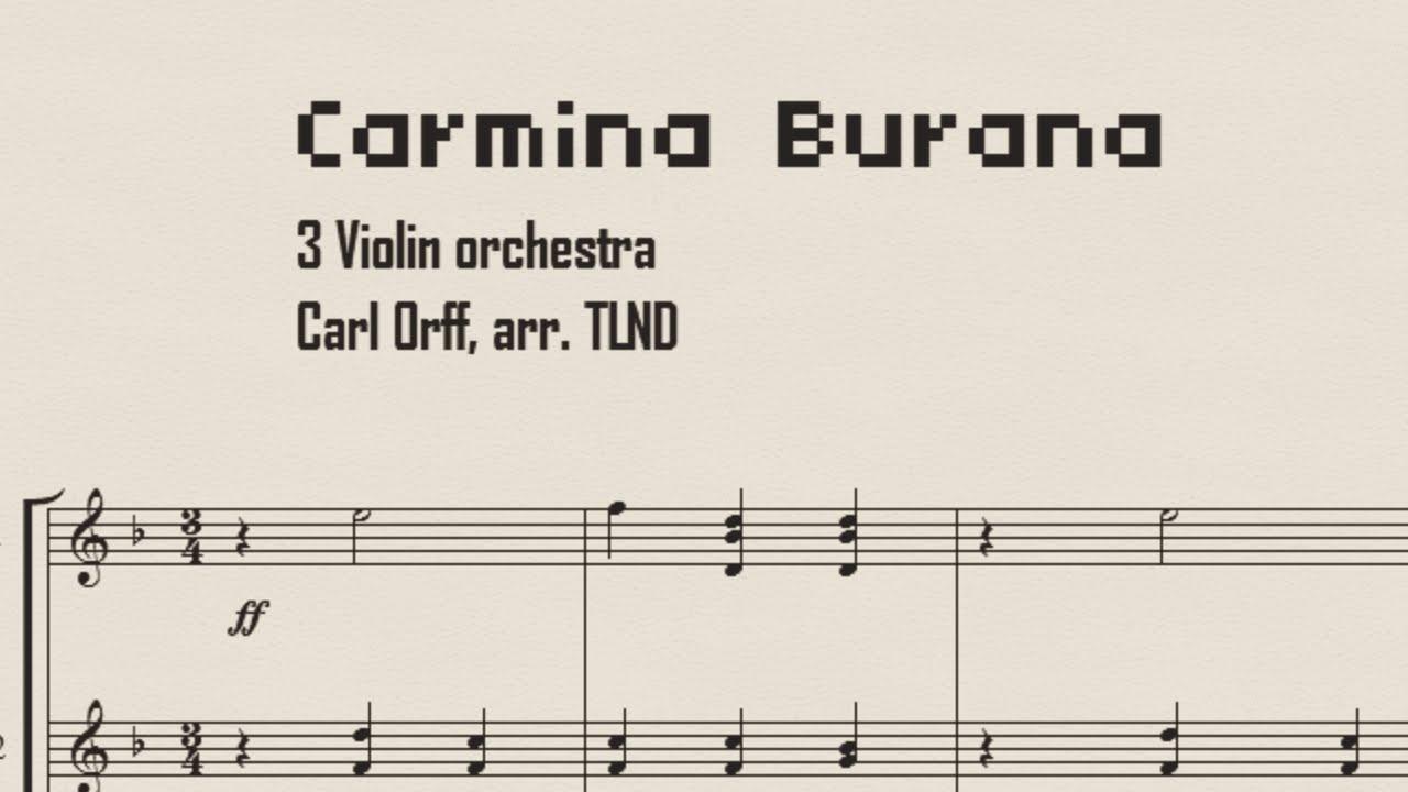 Blog archives deluxestaff carmina burana partitura piano pdf torrent fandeluxe Gallery