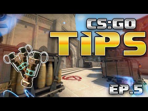 """Pop Flashes on Mirage"" CSGO Tips - Ep.5"