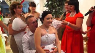 Украинский свадебный обряд расставания с фатой (прощание с девичеством)