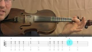 Boil Them Cabbage Down Fiddle Lesson Part 2