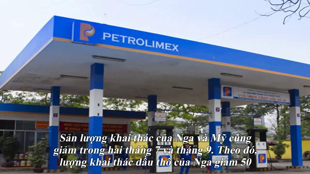 Giá xăng dầu hôm nay 2/10: Giảm nhẹ trên thế giới, giá xăng trong nước tăng 1.000 đồng/lít