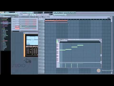 Image Line FL Studio - synteza z Groove Machine Synth Module