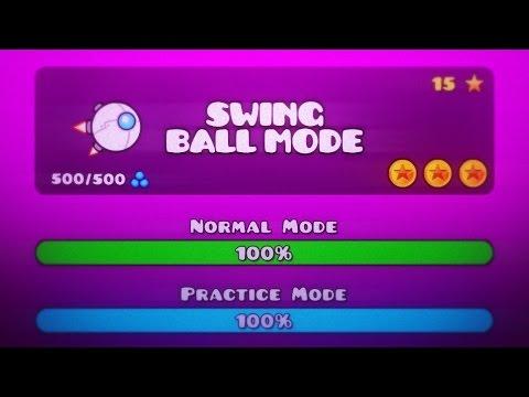 SWING BALL MODE! - GEOMETRY DASH 2.2