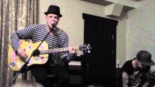 O.Torvald - Rivne, Ukraine, Art-Cafe Shocolad, House Concert (22.08.14)