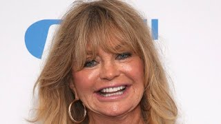 Goldie Hawn's Granddaughter Looks Exactly Like The Legend