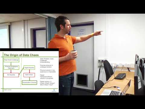 Information Visualization by Example: An Introductory Tutorial