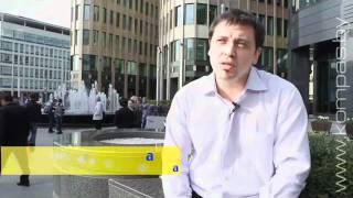 Видеопрезентация страховой компании Aviva