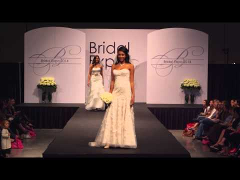 Bridal Expo 2014: Runway Fashion Show