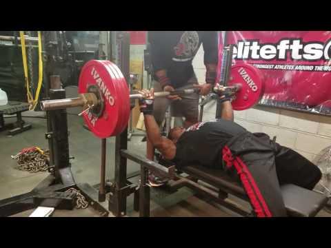 Tony Walton 396 bench raw
