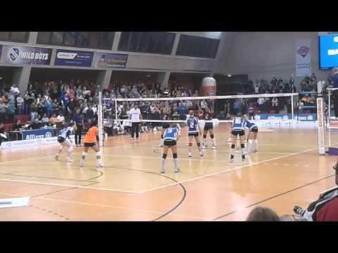 ALLIANZ MTV STUTTGART  volleyball 10.01.2015