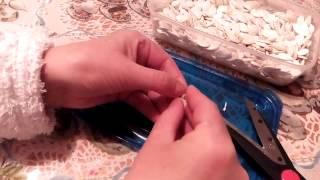Как очистить тыквенные семечки