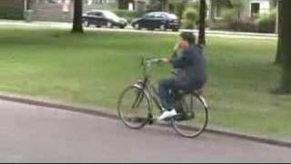 Henkie - De fiets van Piet van Pa