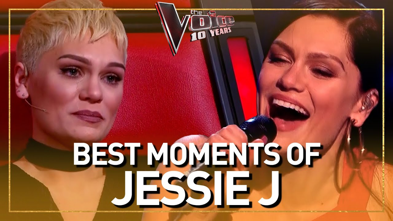 Why The Voice coach JESSIE J stole our HEARTS