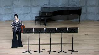 [STUDIO2021] 강석희 Sukhi Kang  Chaconne for Viola Solo (2014) [World Premier] Sukhi Kang at 80