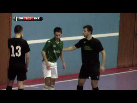 Обзор матча ZoomSupport United - Infopulse United #itliga13